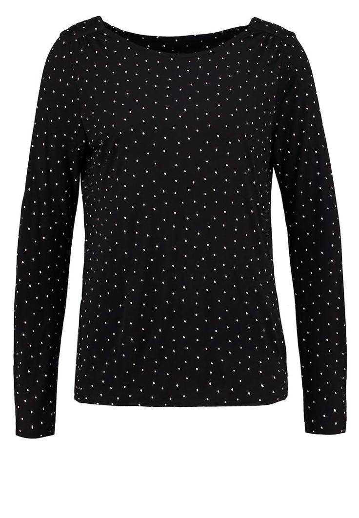 Opus SUPER CUBE - T-shirt à manches longues - black - meta.domain