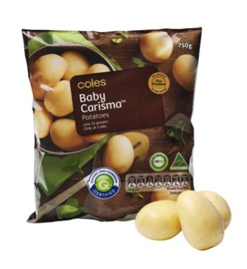 Baby Carisma™ Potatoes - Glycemic Index Foundation