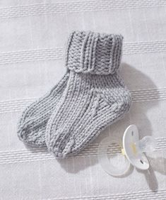 Keep Your Little One's Feet Warm All Winter By Making