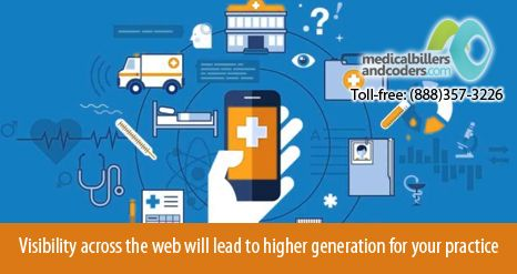 In a digital environment, physicians must ensure visibility across the web for online success, leading to revenue generation. Is your practice visibility doing well over the web?