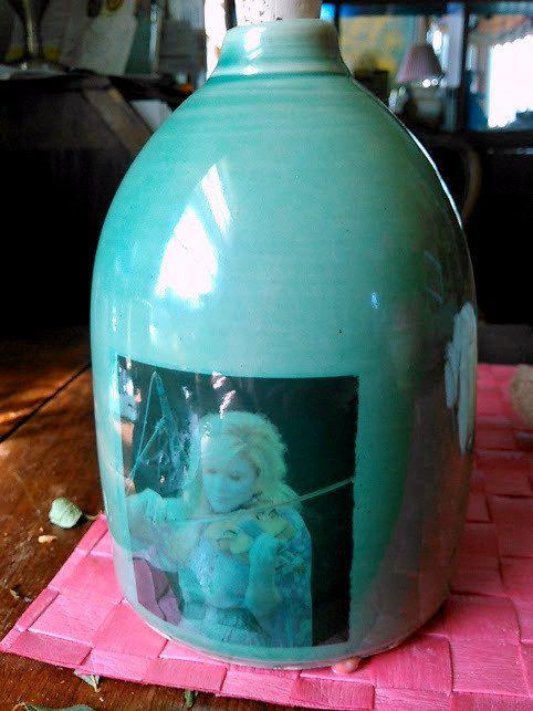 Allison Krause moonshine jug handmade ceramic by MoonshineJug on Etsy