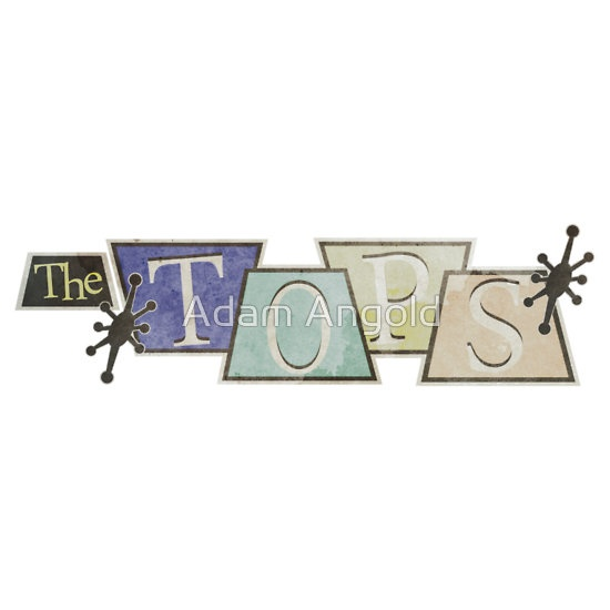 """""""The Tops"""" T-Shirts & Hoodies by Adam Angold   RedBubble"""