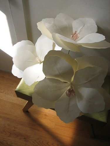 Giant Paper Flowers | giant paper flowers
