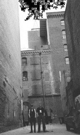 Aghiatrias in Pittsburgh, USA, 2001