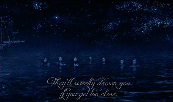 Peter Pan 2003 Mermaids | Peter Pan (2003) Are Mermaids Not Sweet?