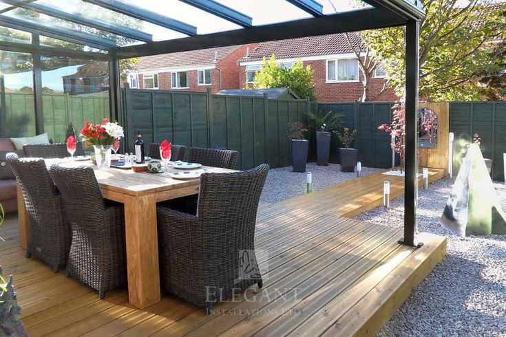 A portfolio gallery showing many photographs of Elegant contemporary glass verandas and glass garden rooms installed to our customers homes.