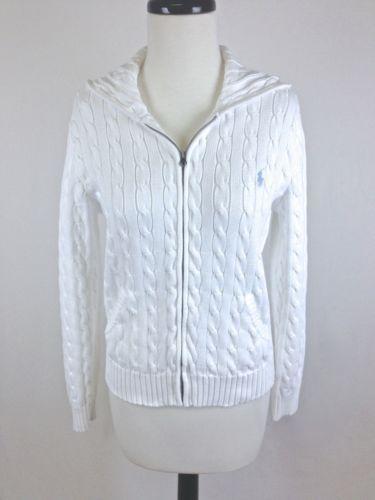 Fisherman Cardigan Sweater