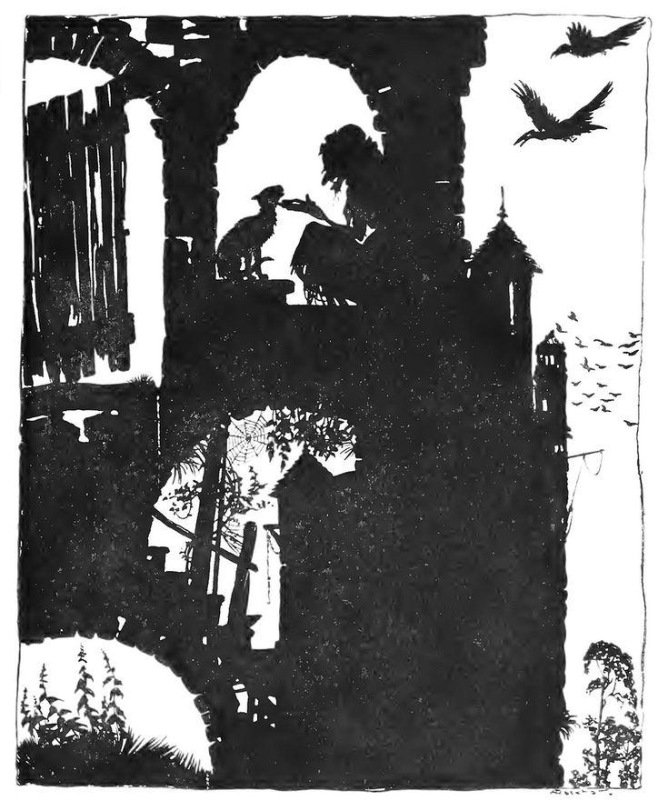 "Arthur Rackham «Sleeping Beauty» | ""Pictures and talk"""