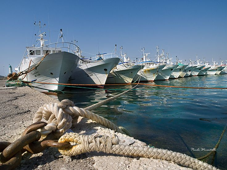 fishings boat