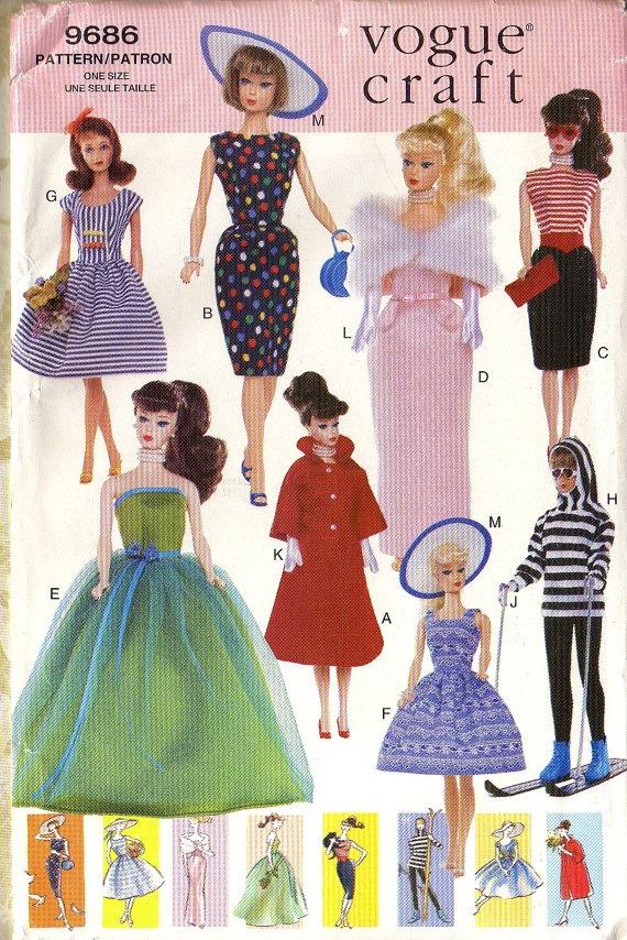 140 best Barbie Kleider images on Pinterest | Barbie dolls, Barbie ...