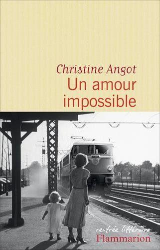 Un amour impossible de Christine Angot. On le lit d'une traite, on ne peut pas s'arrêter...