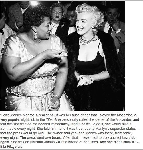 Another reason to love Marilyn