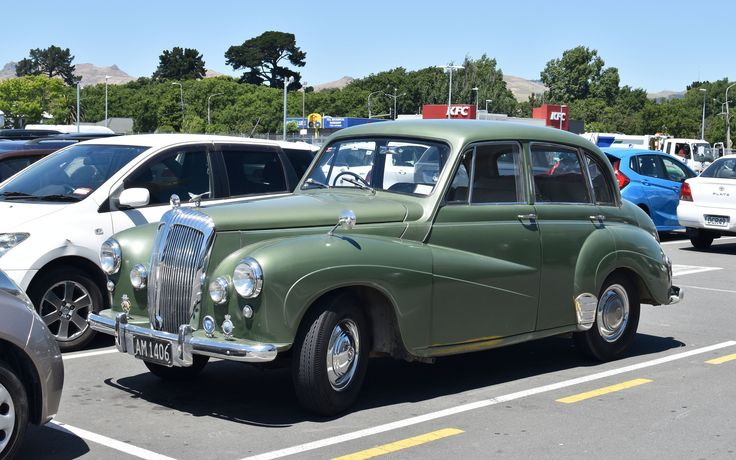 https://flic.kr/p/22dHS8S | 1954 Daimler Conquest | The Cars of Christchurch, New Zealand