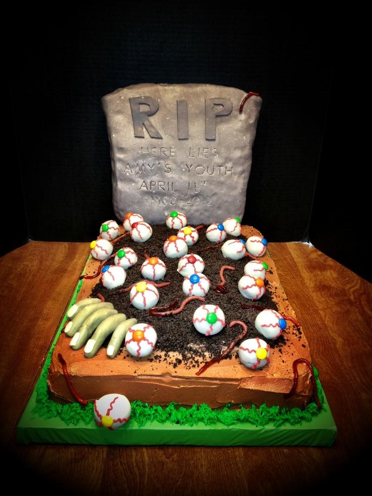 25 Best Ideas About Zombie Cakes On Pinterest Plants Vs