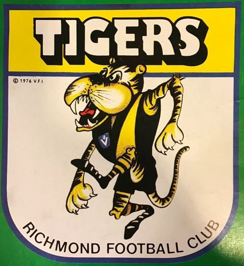 late 70s to early 80s Richmond logo