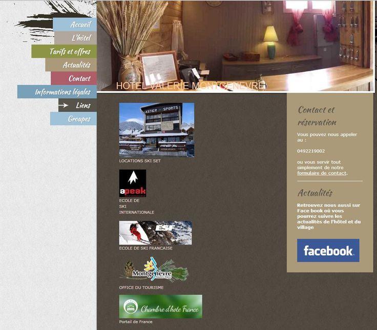 Nos partenaires :http://www.hotel-montgenevre.com/