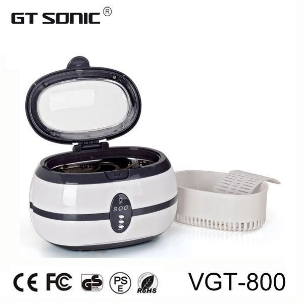 Gt Sonic Vgt 800 Small Ultrasonic Bath Cleaner, Jewelry Ultrasonic Cleaner 600ml,40 K Hz,35 W From Gtsonic1, $44.82 | Dhgate.Com
