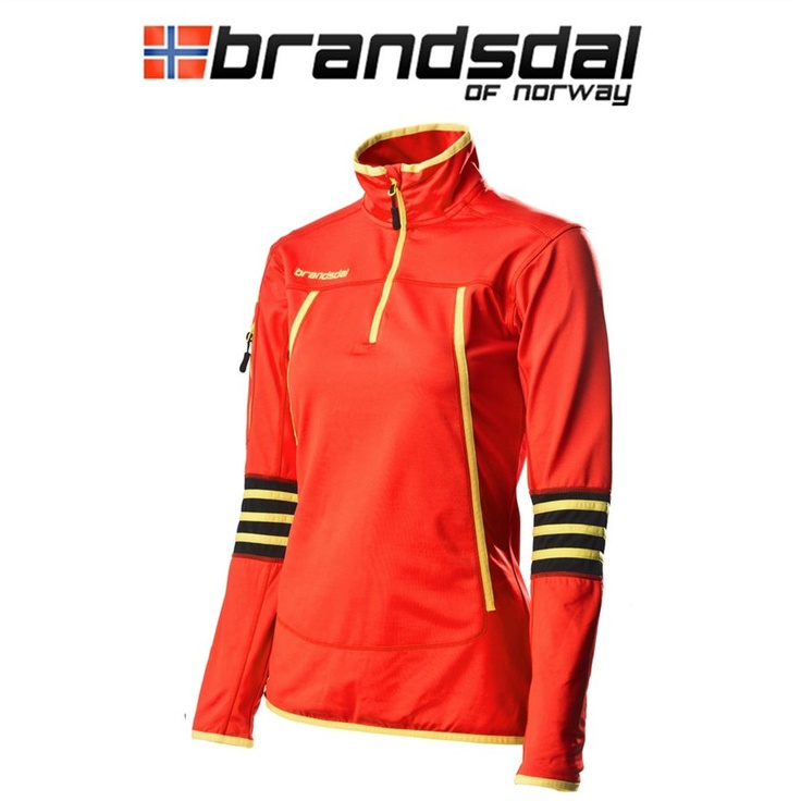 Brandsdal of Norway - Sportsfleece for den aktive. Dame.