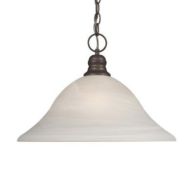 Galaxy Lighting 811870 Chain Hung Large Pendant