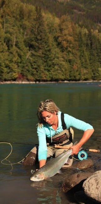53 Best Fishing Images On Pinterest Women Fishing