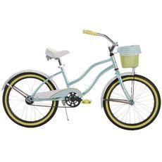 Girls 20 inch Huffy Summerland Cruiser Bike