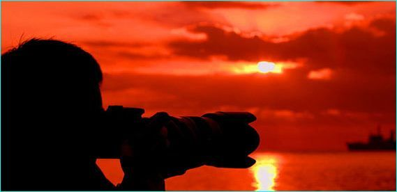 23 Examples of Silhouette Photography
