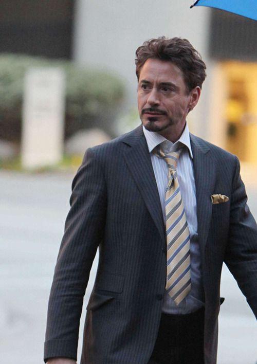 Sexy Tony Stark