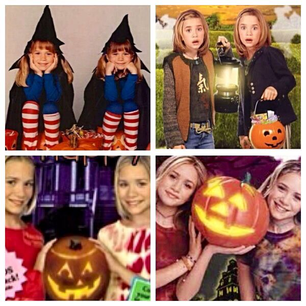 halloween mary kate and ashley - Mary Kate And Ashley Olsen Halloween
