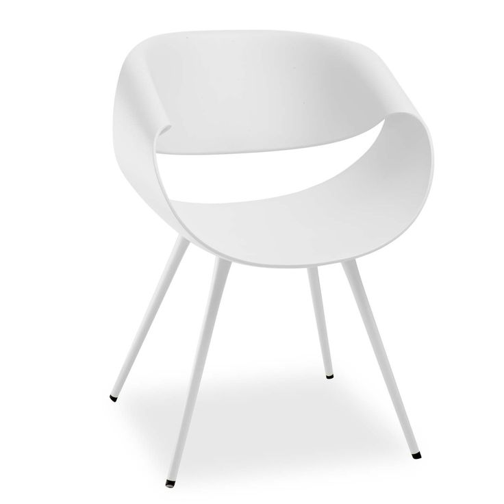 Silla doblatto sillas de pl stico sillas de dise o - Sillas plastico diseno ...