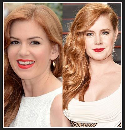 Isla Fisher and Amy Adams