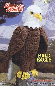 Details about Vintage Annie's Crochet Pattern Birds of a ...