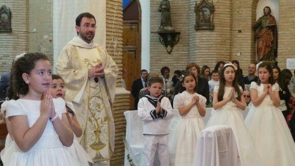 La comunion del Sabado