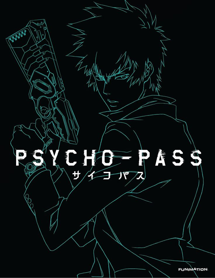 Psycho Pass. My new anime to watch. @heiditidy I think you'd like this one.