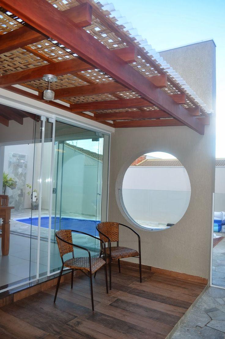LILIAN CARVALHO: RESIDENCIAL- cobertura com telha ondulada