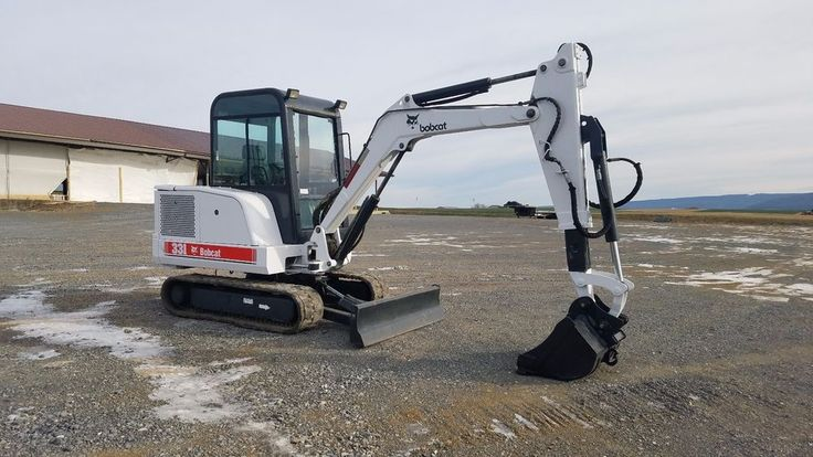 how to level a yard with a bobcat