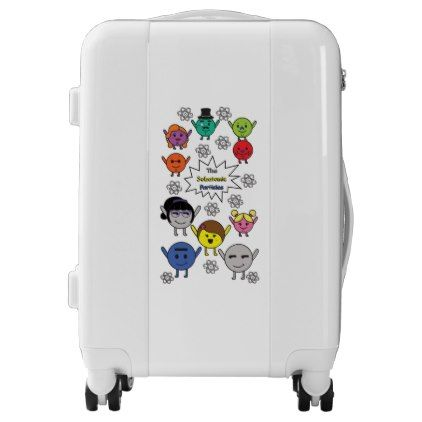Hand luggage TSP - personalize cyo diy design unique