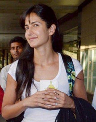 Katrina Kaif spotted at the airport
