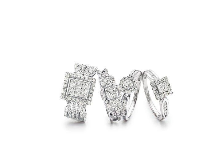 modern bride engagement rings   Wedding Registry Must ...