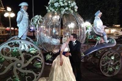 location caleche pour mariage