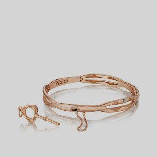 Tacori Promise Bracelet #RoseGold