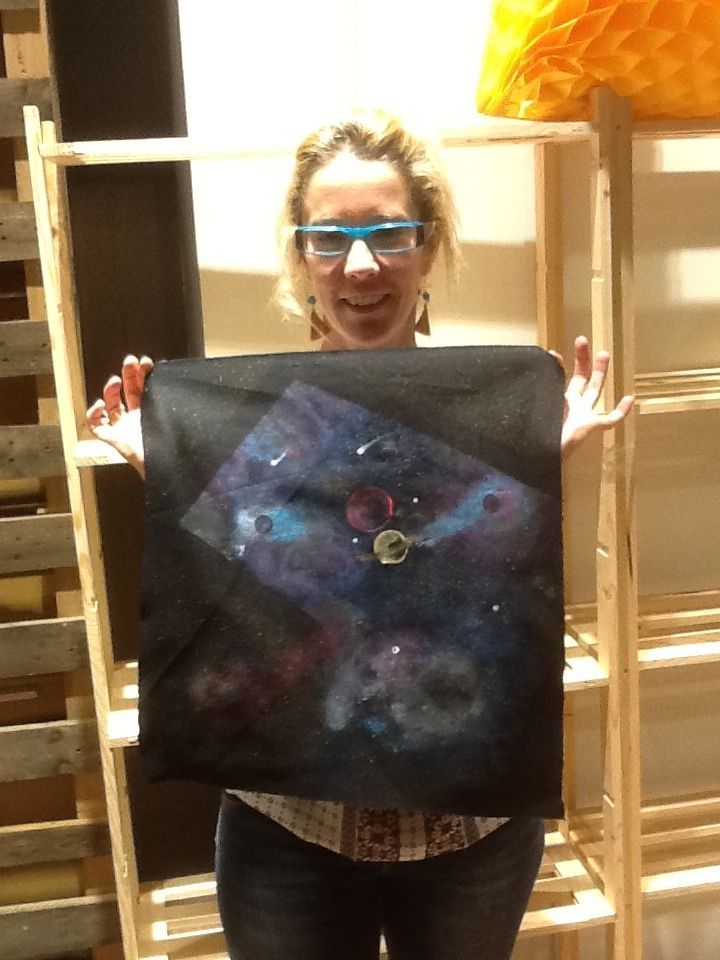 mi primer galaxy print