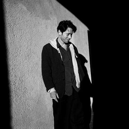 Portrait de Mathieu Amalric