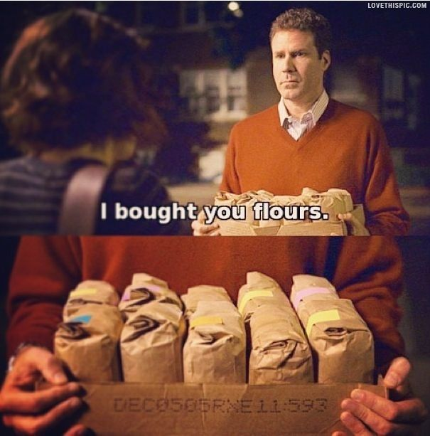 As a baker, I really love this adorable scene