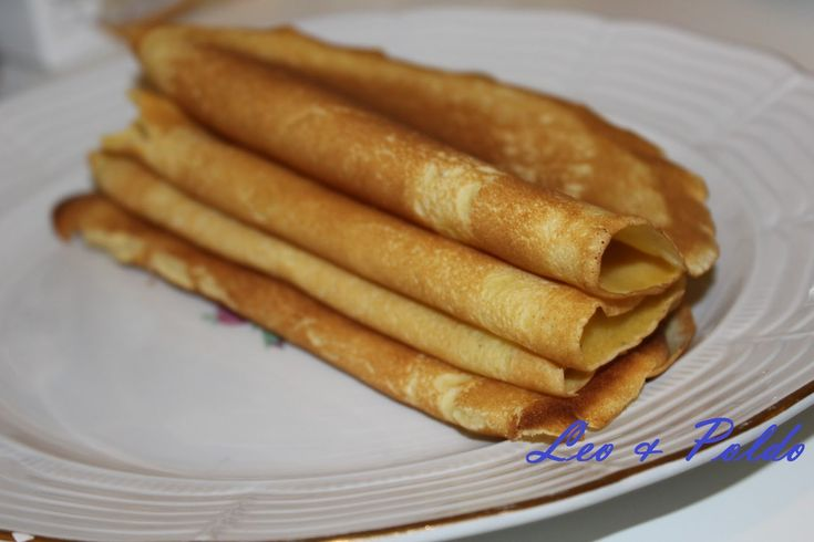 Leo & Poldo: Crepes salate e dolci con farine naturali