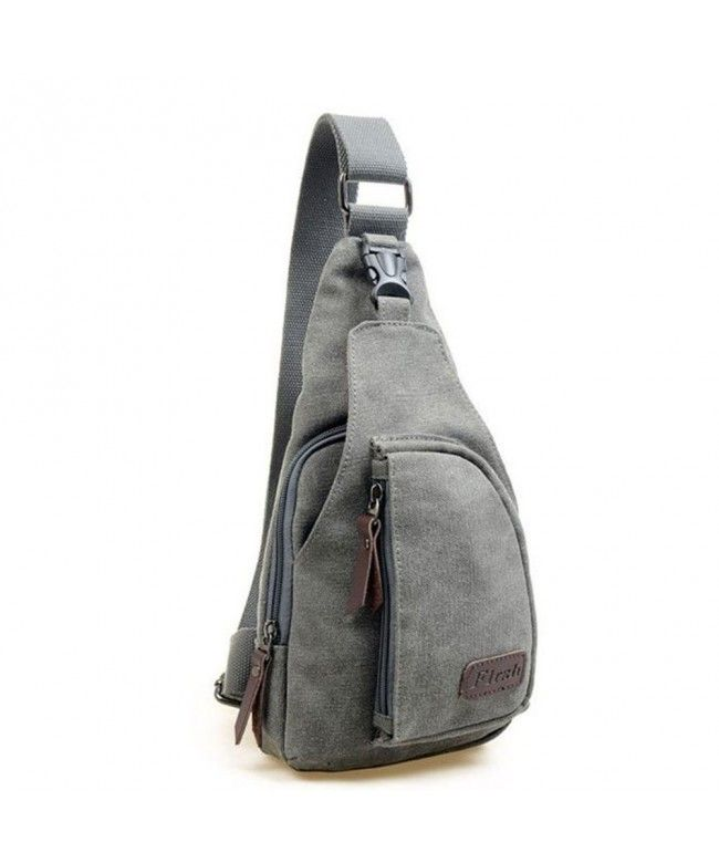 Sling Bag Chest Shoulder Bag Messenger Bag Pack For Men Traviling Bag