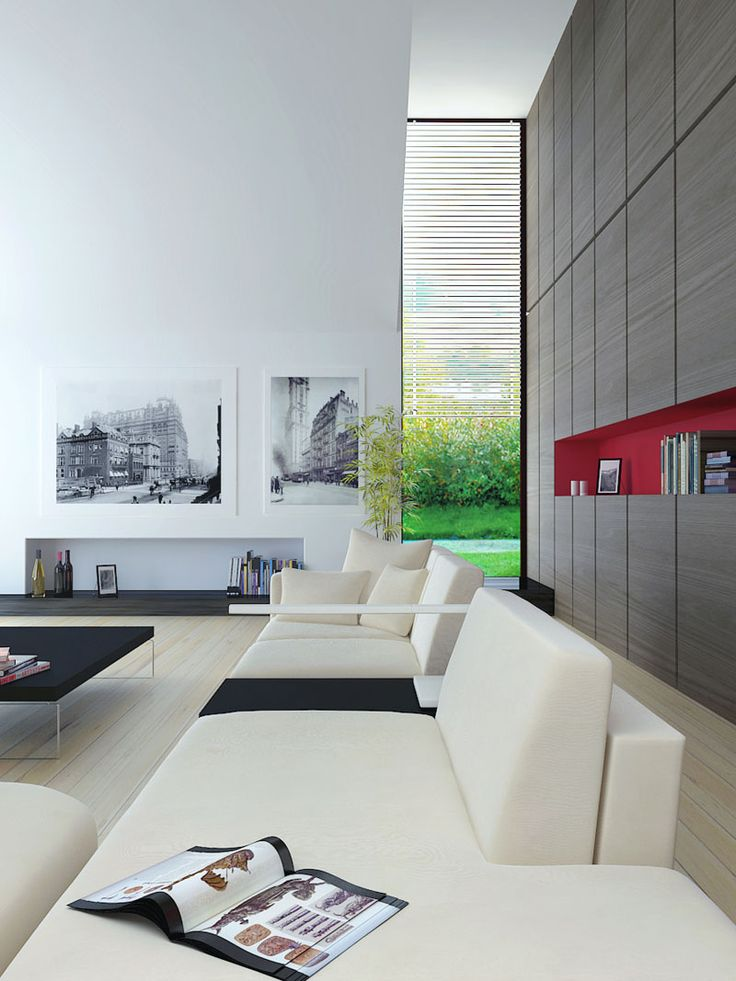 Living RoomInterior Shot ByMariusz Krzywicki