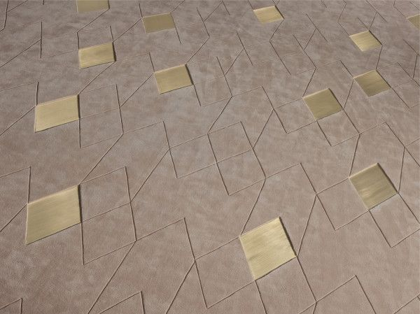 Diamond Rug by Davide Rizzo for Oliver Treutlein in home furnishings  Category