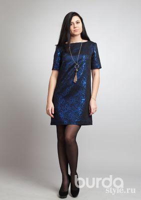 Синее золото - Burdastyle: клуб по интересам: мастер-классы по шитью и рукоделию, мода, стиль, конкурсы