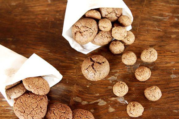 biscoito integral de canela - DIGA MARIA