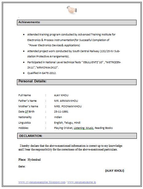 759 best Career images on Pinterest Resume templates, Sample - computer science resume sample